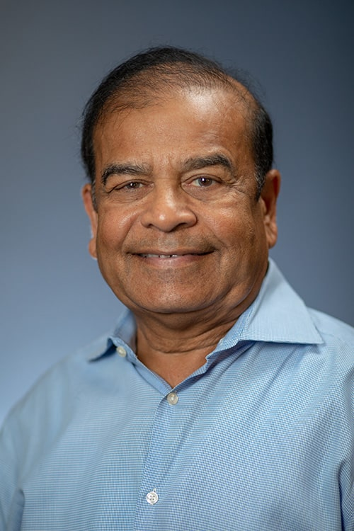 Harshad Shah President of Hamilton Plastics